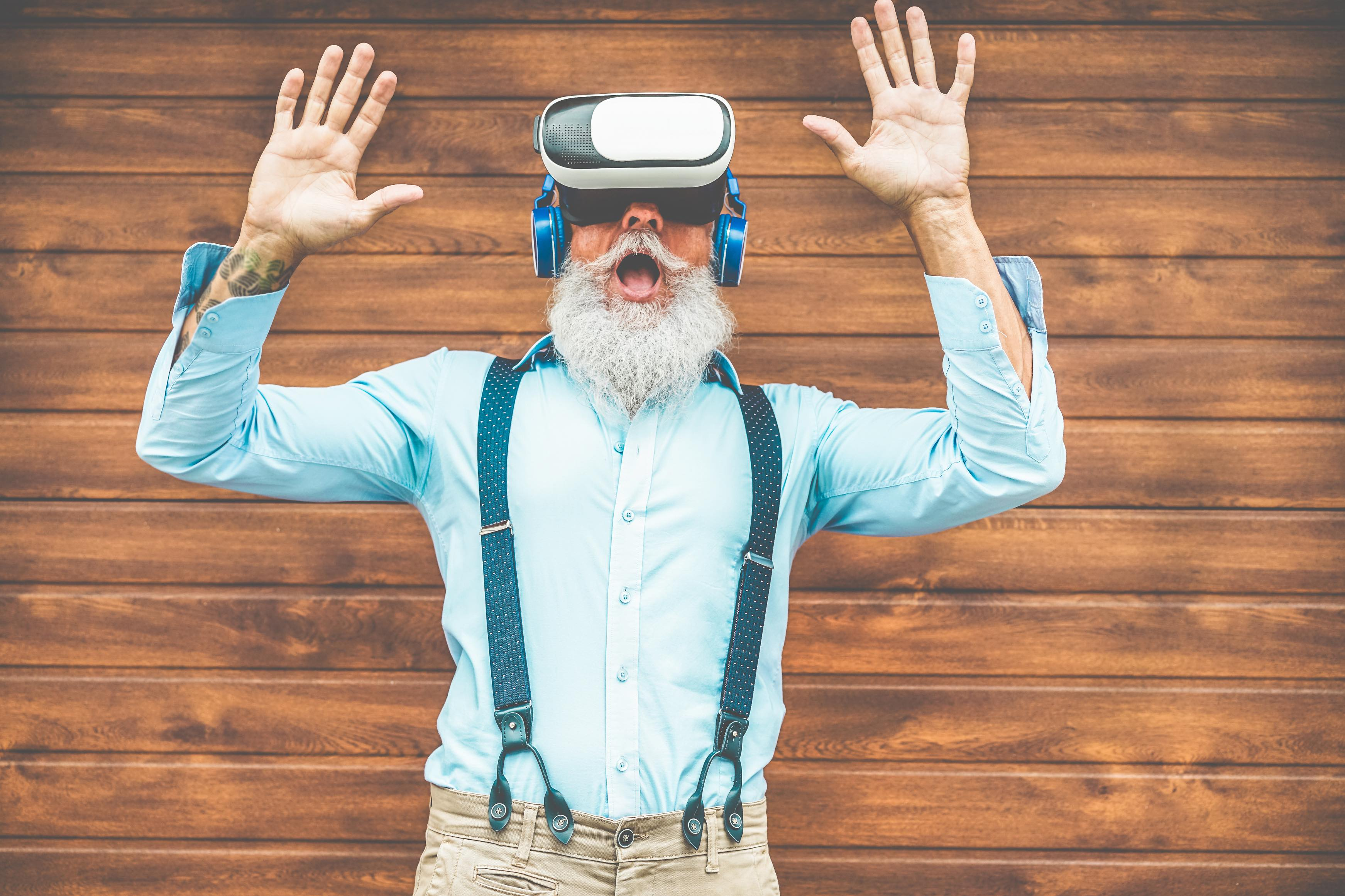 VR-dude